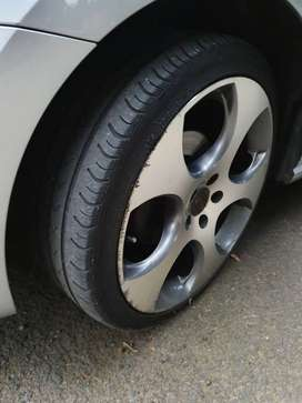17 Inch GTI Mags and Tyres