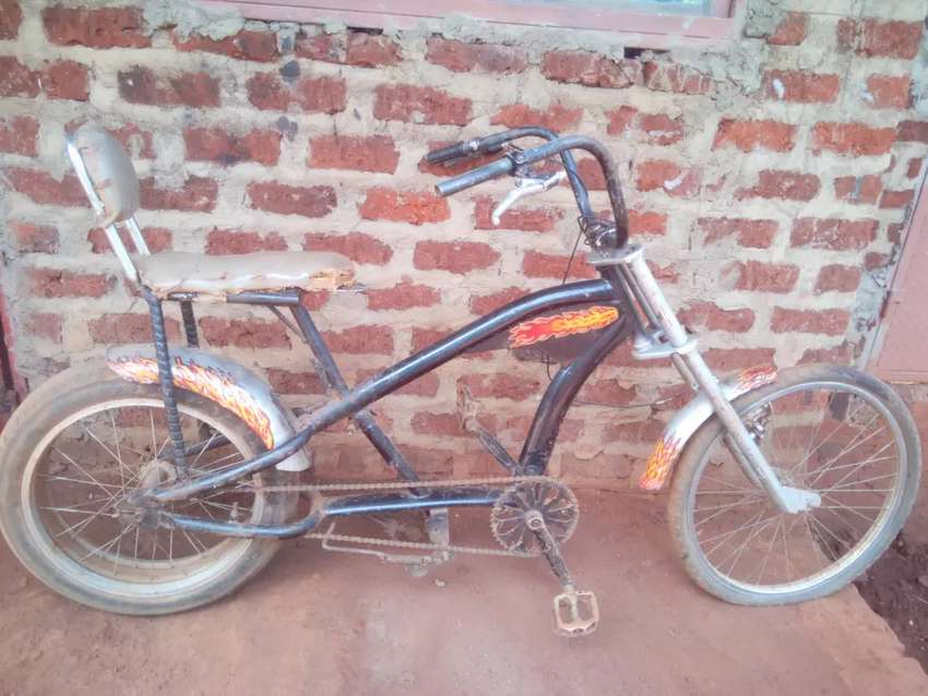 monster bicycle 0