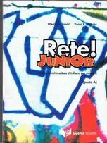 Rete! Junior - Podręcnik do języka włoskiego - parte A