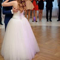 Suknia Ślubna Princess Princeska Księżniczka Panna Młoda