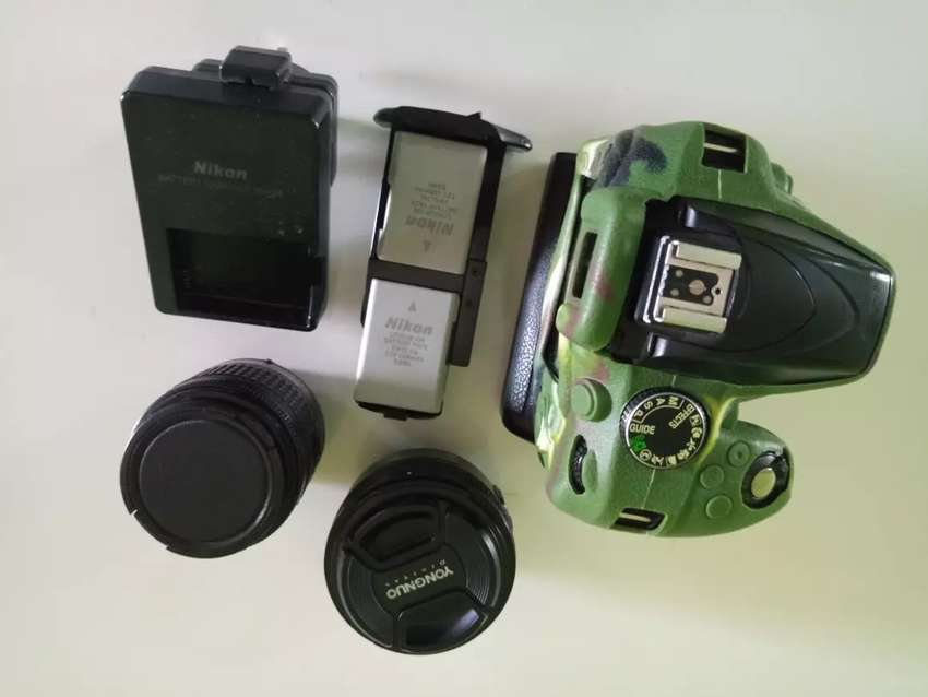 Nikon D3300 (used) for sale 0