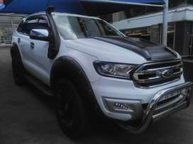 Ford Everest 3.2XLT 4x4 Auto
