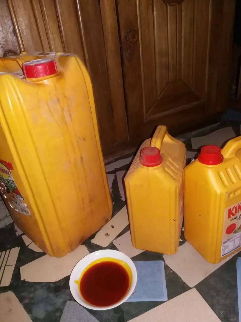 25L hand made edible red oil 0