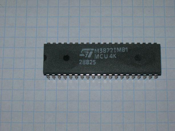 Процессоры M3872IMB1 MCU 4K. и M3872IIB1 MCU 4K. Одесса - изображение 3