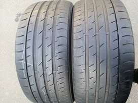 245 40 R18 Continental Tyres