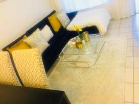 L-Shape couch for R10000 from a decor store