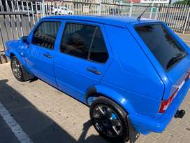 2007 Golf 1.4 for sale. Fuel injection. Price is negotiable.
