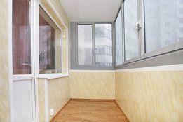 Балкон и лоджия под ключ! Утепление, расширение, остекление.