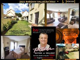 QUALITY TOWNHOUSE FOR SALE