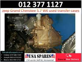 Jeep Grand Cherokee 5.7 WK 2005-10 used transfer cases for sale