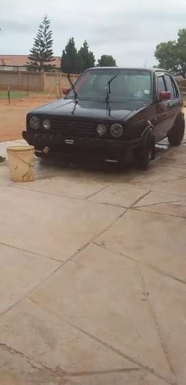 The car is in limpopo