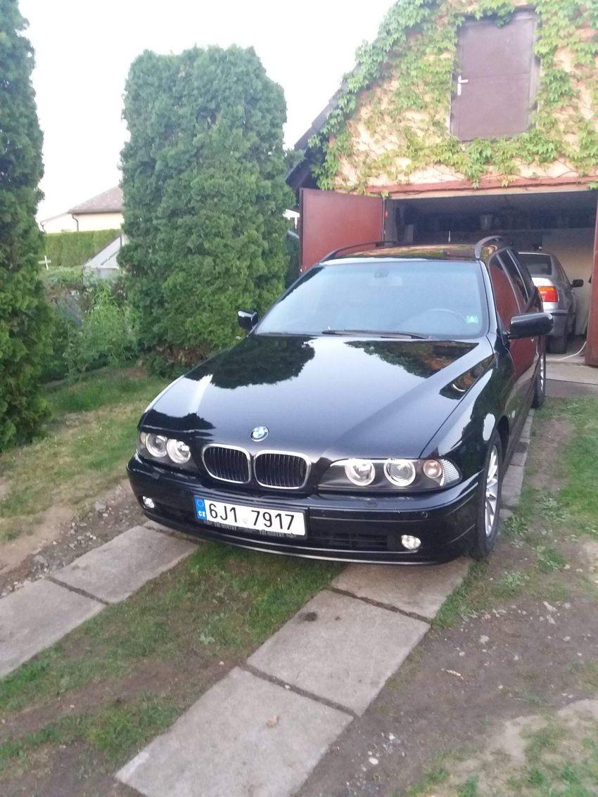 BMW E39 530D 142 kW 0