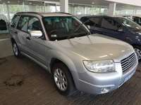 Image of 2007 Subaru Forester 2.5 for sale