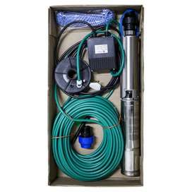 SUBMERSIBLE PUMP COMBO 0.55KW