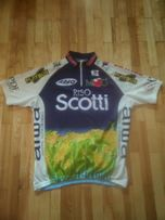 koszulka sportowa na rower Riso Scotti size 7