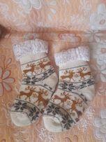 Теплі носки дитячі