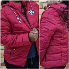 BMW Puma Jackets, KWAY and Mercedes Benz