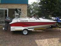 Used, 17FT Excaldo with 130HP Yamaha for sale  South Africa