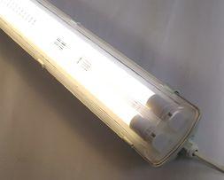 НОВИНКА! Светильники пыле-влагозащищенные со светодиодной лампой