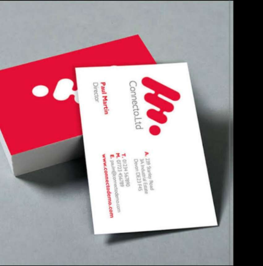 Business card printing 0
