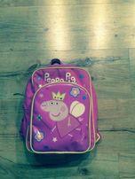 Plecak z kolekcji świnka peppa