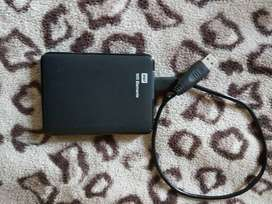 WD Elements 1TB external harddrive for sale