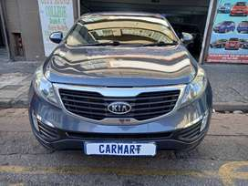2010 KIA SPORTAGE 2.0 WITH 76000KM