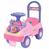 Машинка каталка для Принцесы (Чудомобиль Принцесса Kiddieland) 031666