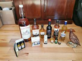Famous Grouse Whisky Collection