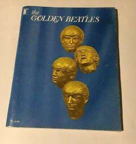 Vintage The Golden Beatles - Vocal Sheet music