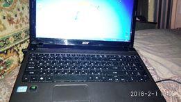 Продам ноутбук по детально Acer 5750
