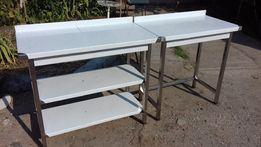 Столы из нержавейки для пищеблока