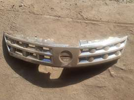 Nissan murano front grill