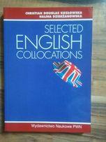 Selected English Collocations filologia angielska studenci tlumaczenia