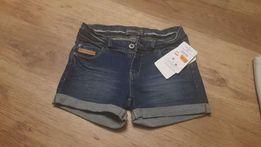 Spodenki jeans HOUSE rozm. XS