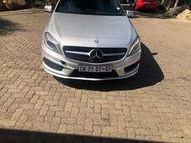 Mercedes Benz AMG line A/T 2014 for sale