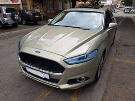 Ford Fusion Dsg Year Model :2016 Engine :2ltr Mileage :83000km