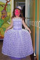 Выпускное платье 2в1.