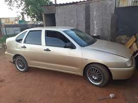 Polo classic 2002 model 1.6  is a fuel injector