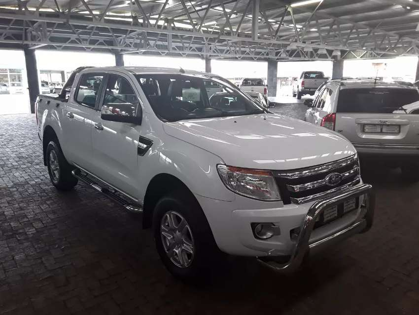 Ford Ranger 3.2 double cab automatic 0