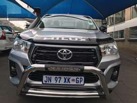 Toyota Hilux 2.4GD-6 4x4 single cab