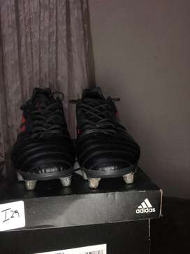Rugby boots Adidas