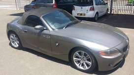 BMW Z4 2.5 Automatic Convertible 2003