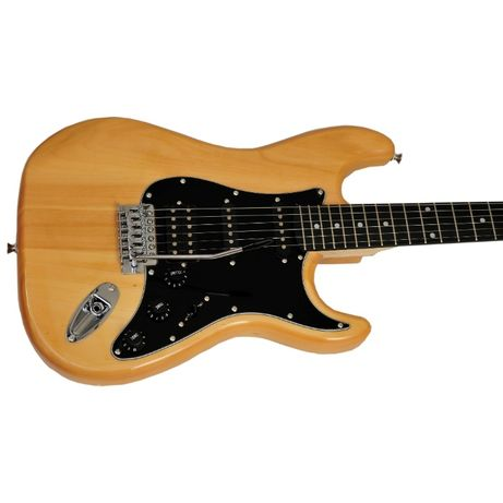 Gitara elektryczna EVER PLAY ST-2, SSH, natural OKAZJA cenowa GRATIS!! Rybnik - image 4