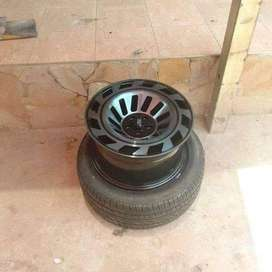 Aplus tyres and rotiform rims