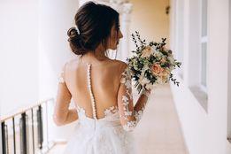 Шикарное свадебное платье IDA TOREZ, Pollardi