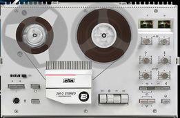 Магнитофон-приставка Эльфа 201-3 стерео