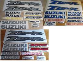TL 1000R decals graphics / vinyl cut sticker kits