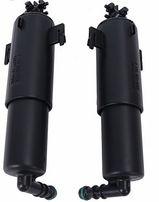 Форсунки омывателей фар БМВ е70, F10. Форсунки фар БМВ Х5 Е70, F10.