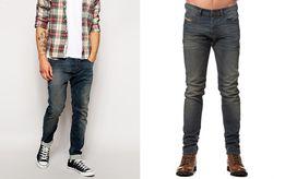 DIESEL TEPPHAR W30 L32 30/32 rurki 86cm thavar W31 jeansy slim levis